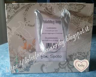 Wedding bags per il giorno del matrimonio