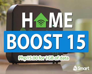 Home Boost 15
