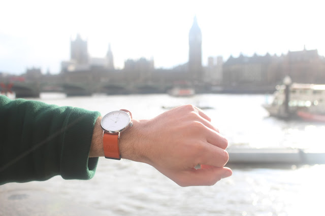 timex london orologio