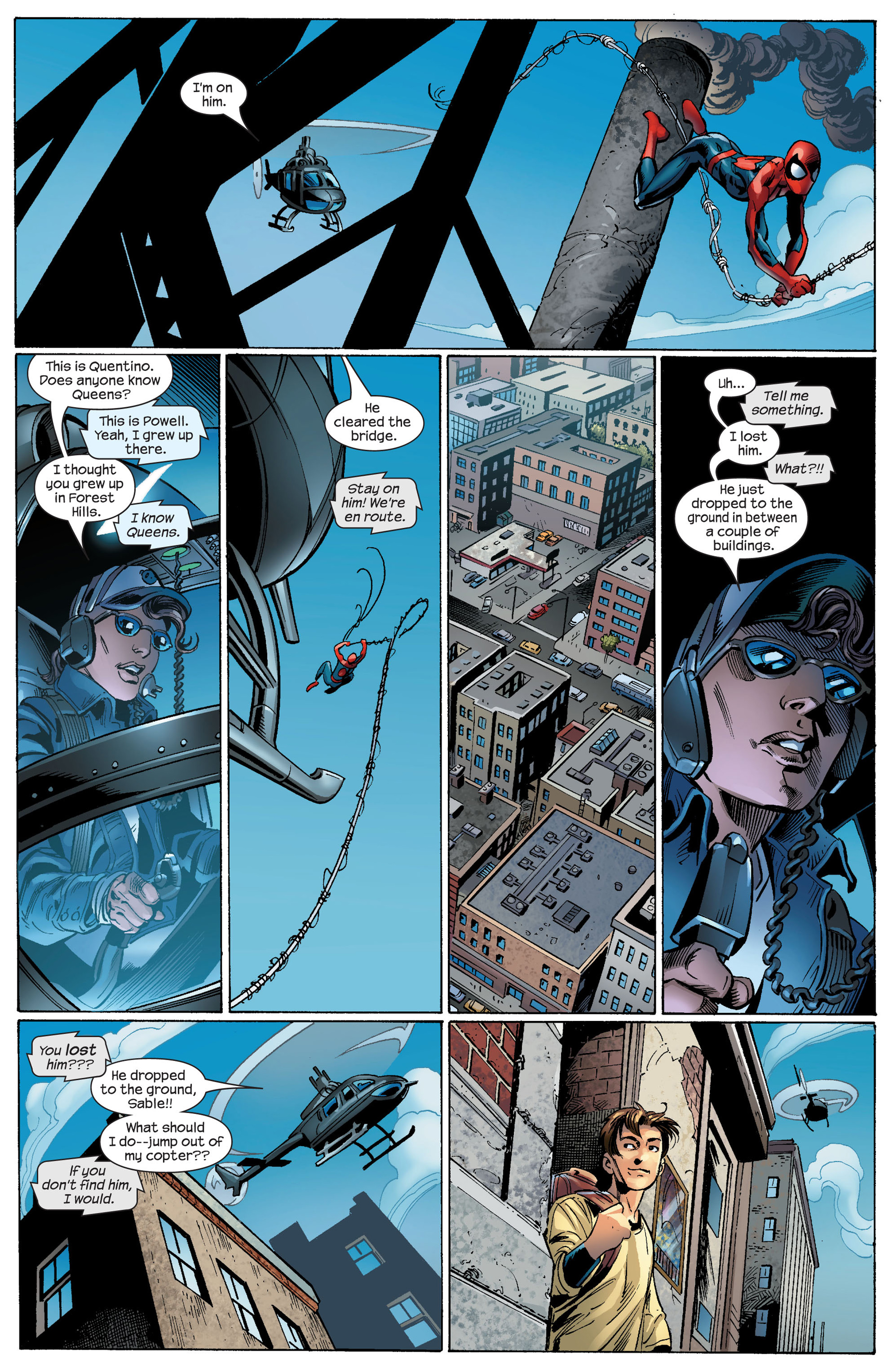 Read online Ultimate Spider-Man (2000) comic -  Issue #86 - 16