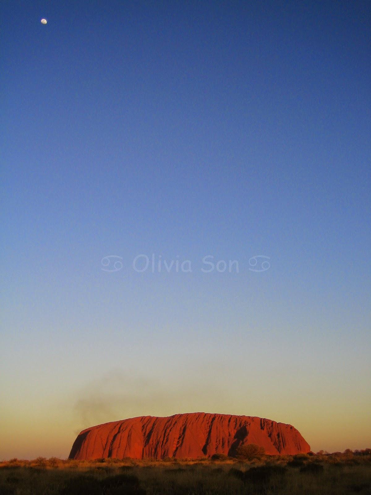 Uluru (Ayer's Rock), Australie