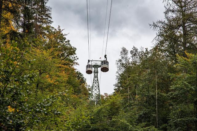 Drei-Täler-Tour  Themenwanderweg Bad Harzburg  Wandern im Harz  Baumwipfelpfad - Radauwasserfall - Eckertalsperre 03