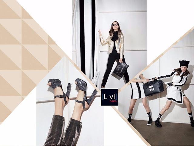 Fun, creativity and simplicity. Karl Lagerfeld. L-vi.com