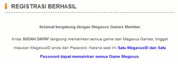 Cara Daftar Game Online Xshot Megaxus Indonesia