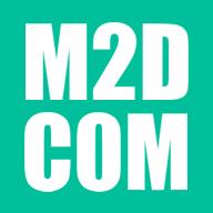 logo M2DCOM