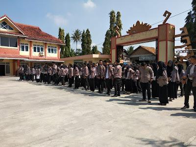 STKIP Muhammadiyah Pringsewu Lampung Lepas Peserta KKN 2018