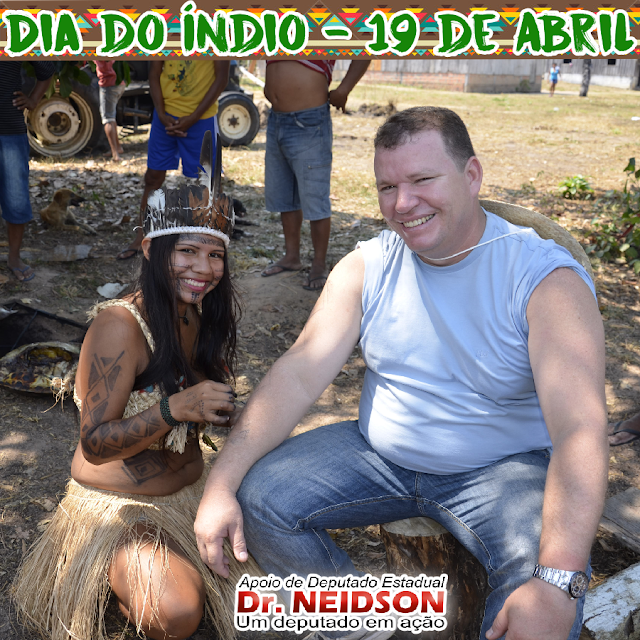 19 de Abril - Dia do Índio