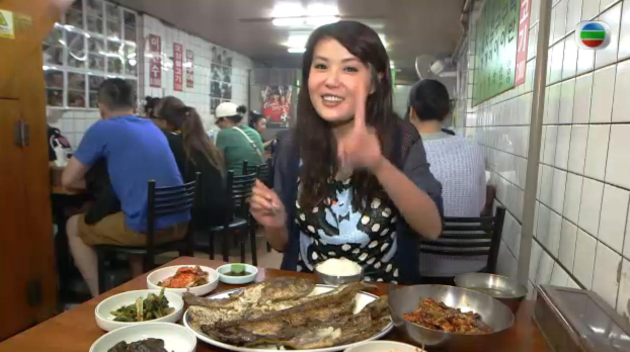 韓國。首爾-東大門烤魚店全州食堂:即使以後很平凡這一節亦美好