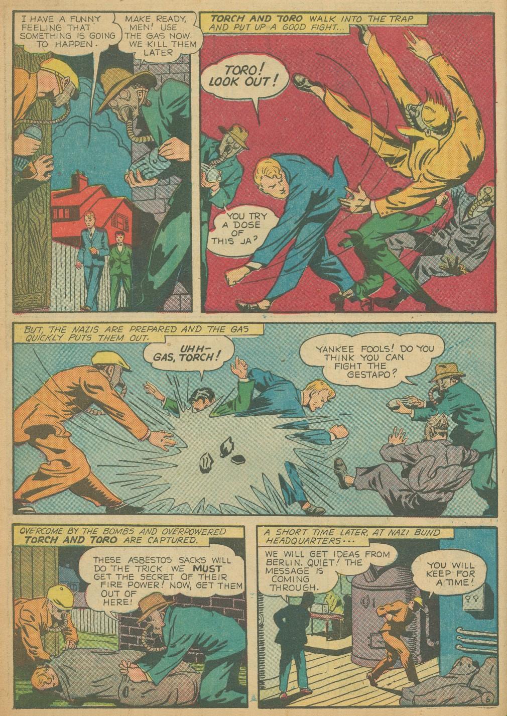 Read online All-Winners Comics comic -  Issue #8 - 10