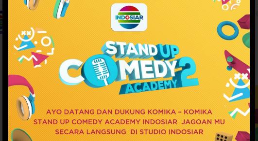 Daftar Nama 42 Peserta Stand Up Comedy Academy 2 (SUCA 2)