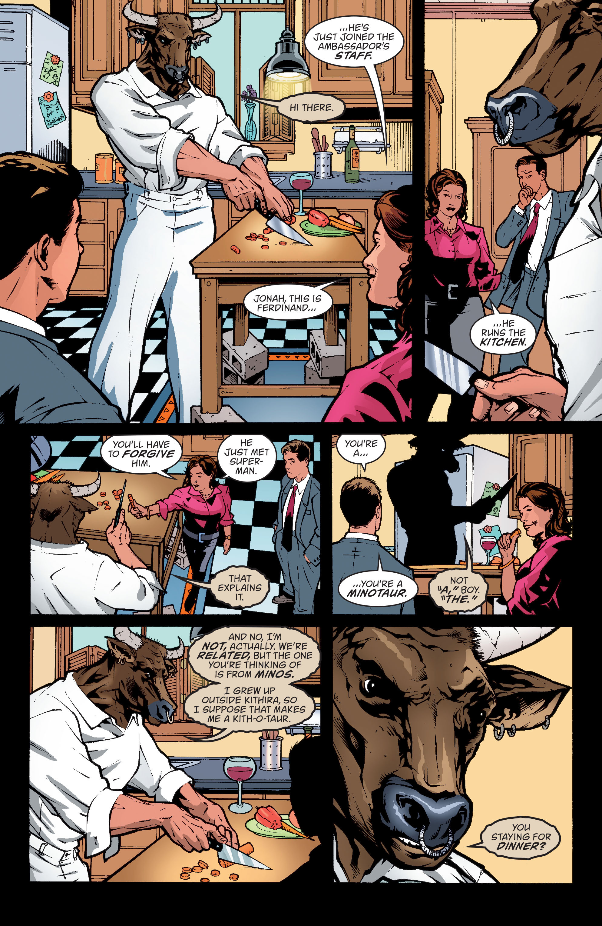 Read online Wonder Woman (1987) comic -  Issue #195 - 18