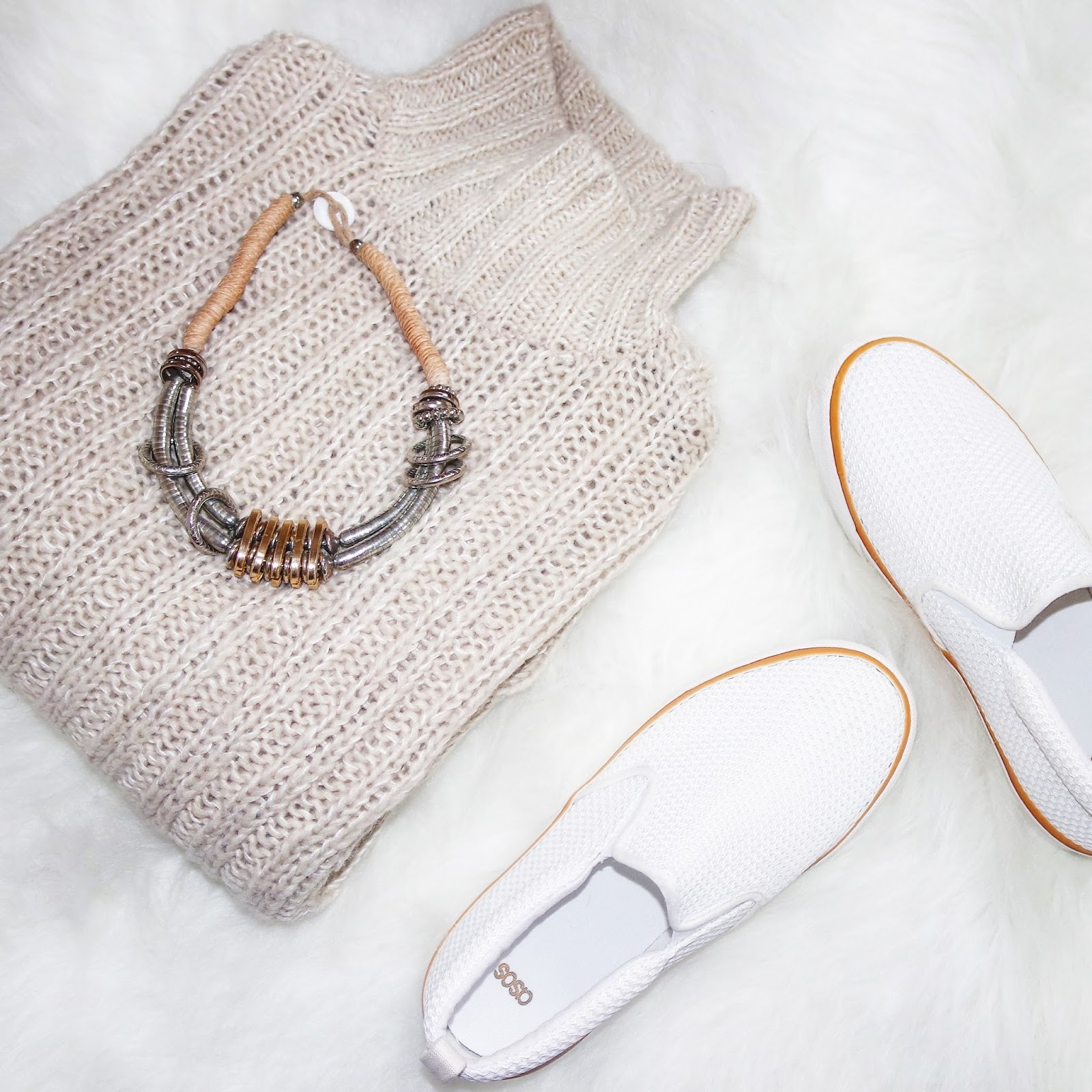 The Continued Obsession: Feat Asos Plimsolls