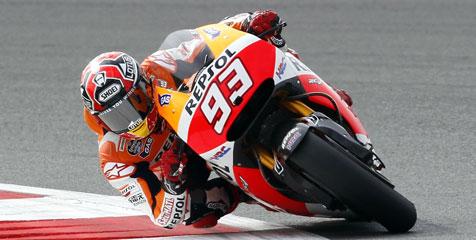 Marquez Bisa Kunci Gelar Di MotoGP Aragon, Tiket Laris Manis