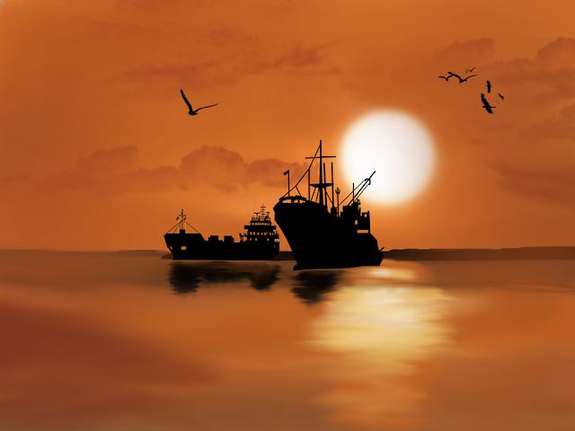 Sistem Distribusi Daya Listrik pada Sebuah Kapal