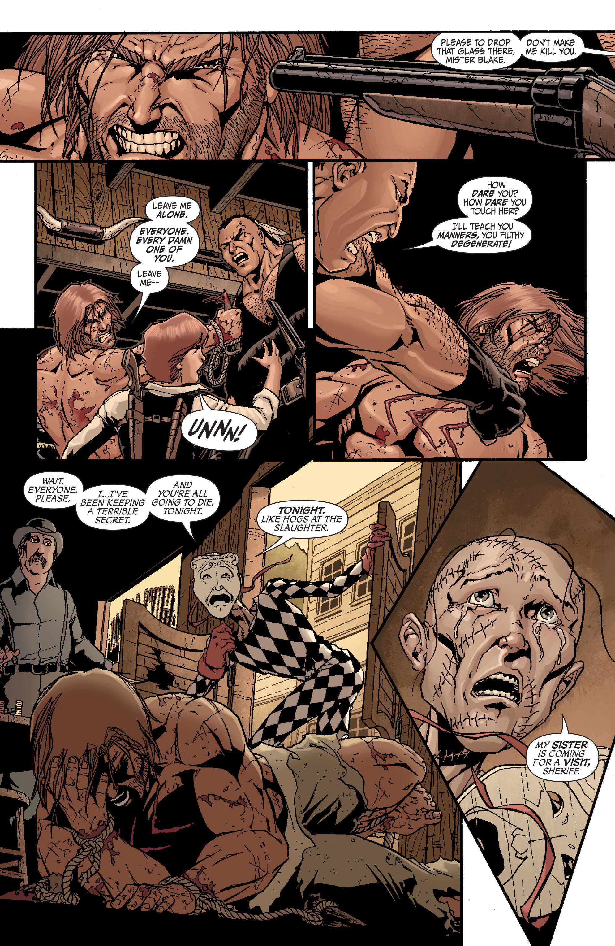 Read online Secret Six (2008) comic -  Issue #24 - 9