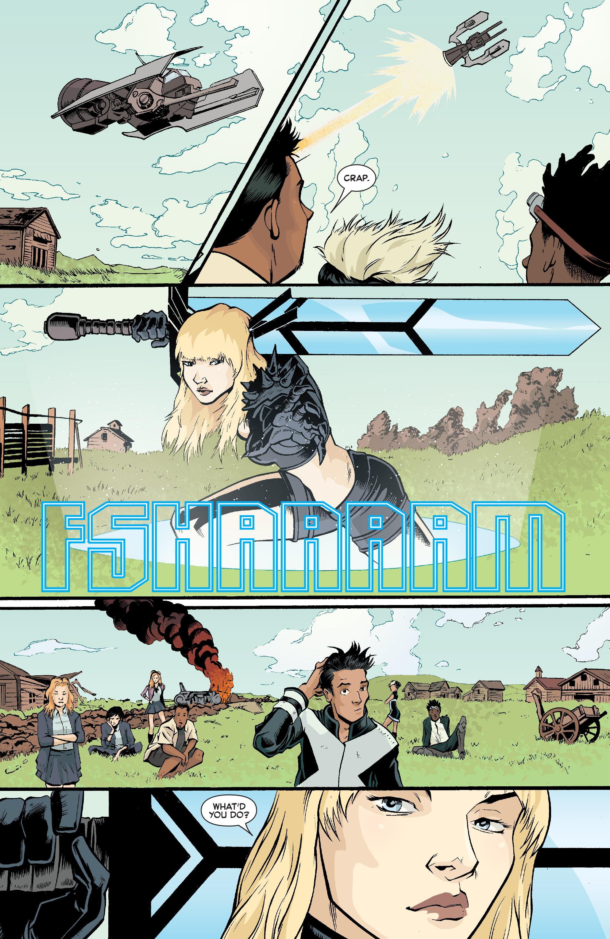 Read online Uncanny X-Men (2013) comic -  Issue # _Special 1 - 16