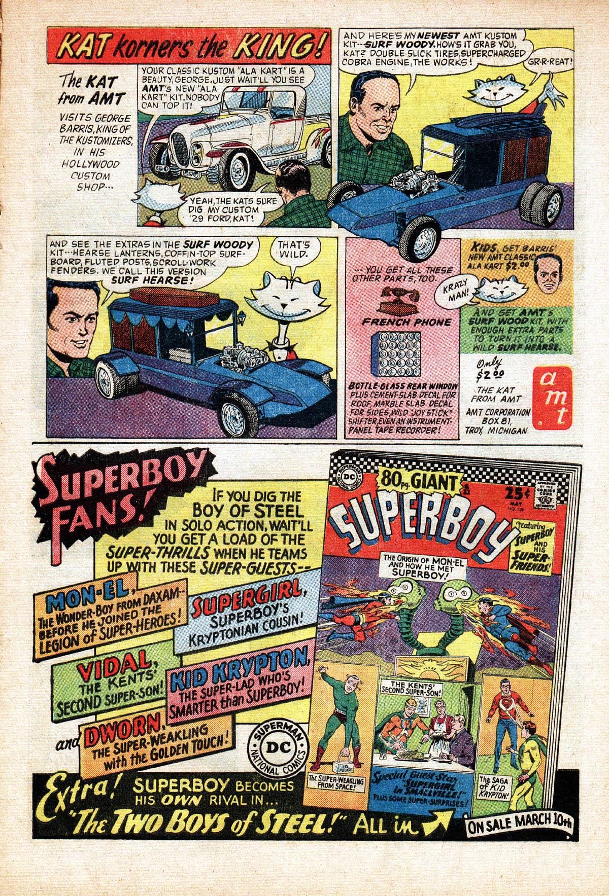 Read online World's Finest Comics comic -  Issue #157 - 9