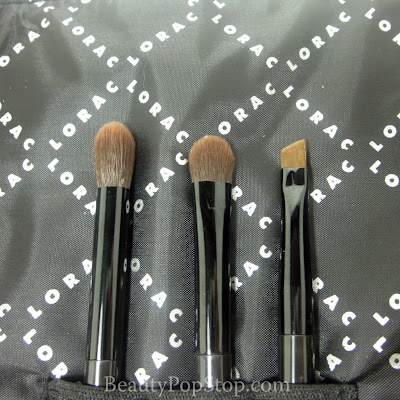 Lorac Pro to Go Makeup Brushes Review
