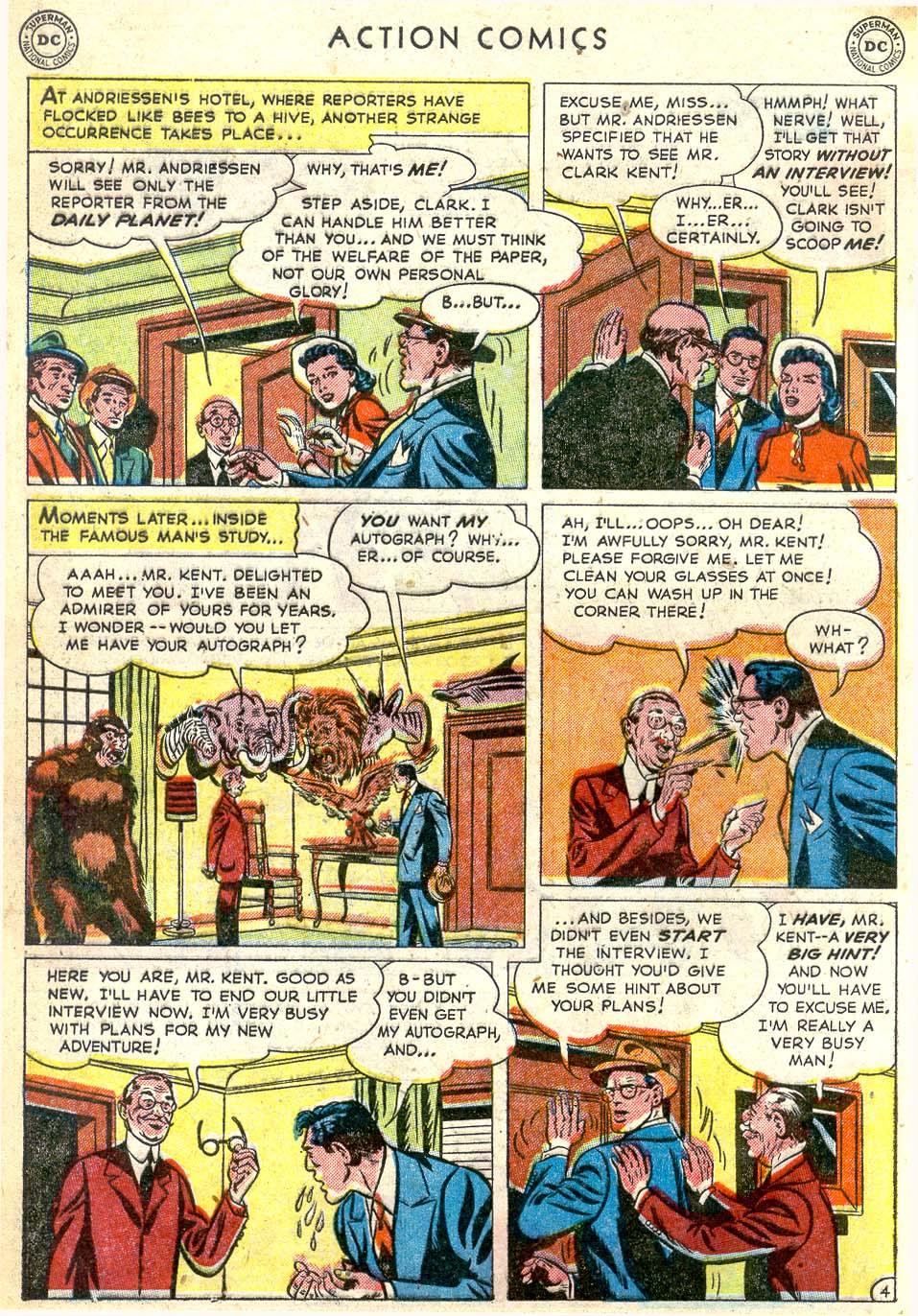 Action Comics (1938) 164 Page 5
