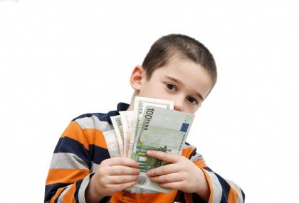 Hasil gambar untuk Anak-Anak Menghasilkan Uang
