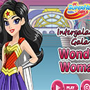 DC Intergalactic Gala Wonder Woman