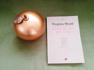 Kendine Ait Bir Oda Virginia Woolf