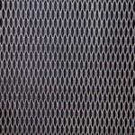 Cierres metálicos micro perforados
