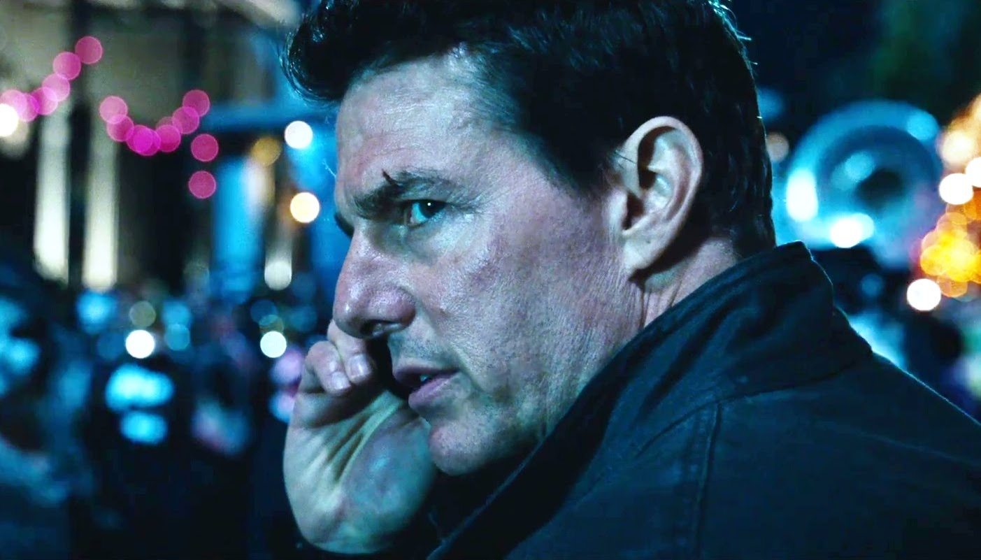 Veja Tom Cruise no trailer final de Jack Reacher: Sem Retorno