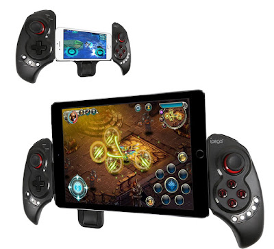 Extendable Gamepad Wireless Game Controller For Galaxy S10
