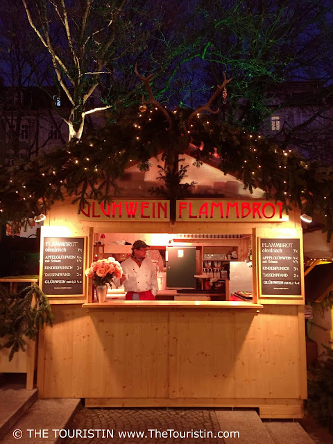 rmany. Christmas Market Munich Schwabing The Touristin