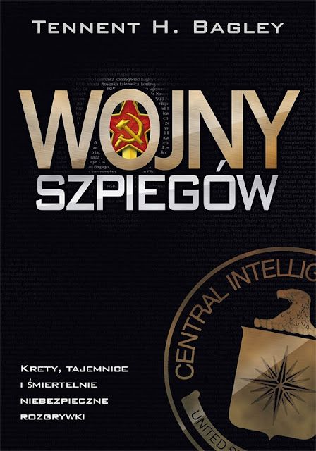 Wojny szpiegów - Tennent H. Bagley