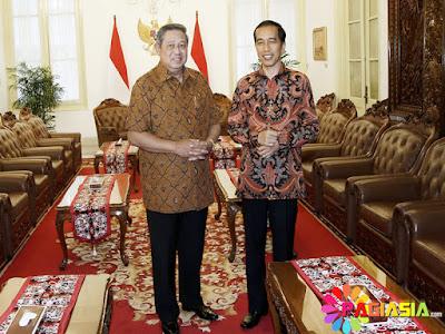 SBY Ingin Sekali Bertemu Dengan Bapak Presiden Jokowi Untuk Kepentingan Rakyat