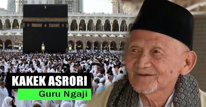 Tak Disangka Kebiasaan Unik Kakek Guru Ngaji Ini Membuatnya Mendapat Berkah di Hari Tua, Sampai Haji Karena....