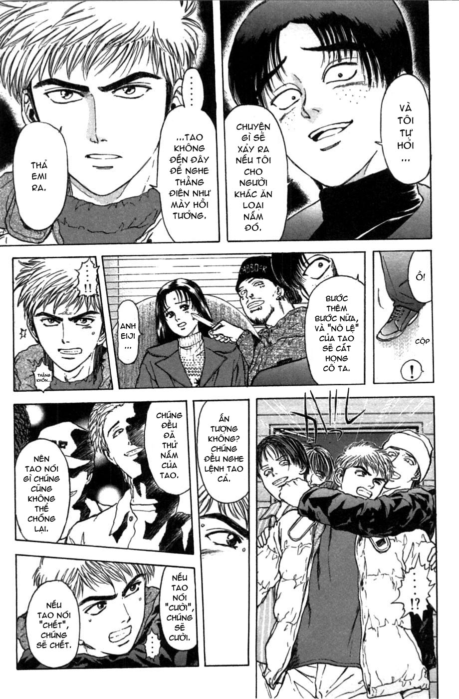 Psychometrer Eiji chapter 41 trang 20