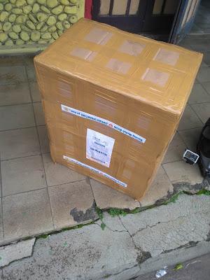 pengiriman cargo griyapasah
