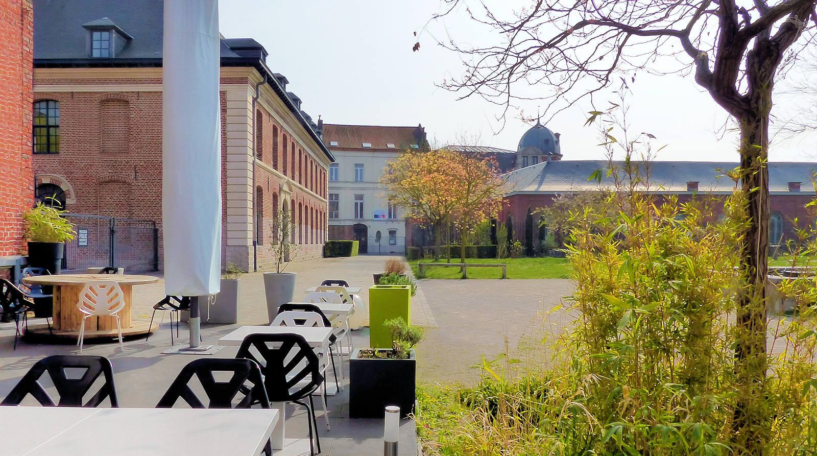 Restaurant Le Paradoxe Hospice d'Havré