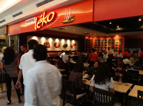 Warung Leko, restoran, tempat makan, tempat makan di jakarta