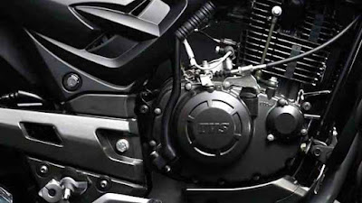 TVS Apache RTR 160 engine photo