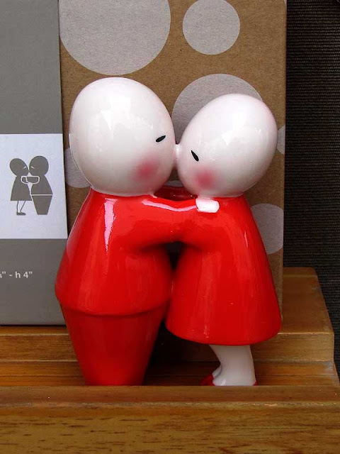 I Valentini, the Valentines by LPWK, Alessi