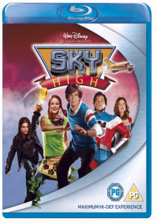 Sky High 2005 BluRay 800MB Hindi Dual Audio 720p Watch Online Free Download bolly4u