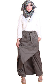 Gambar Rok Celana Rania Army