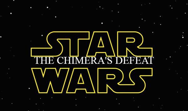 星際大戰:奇美拉的潰敗