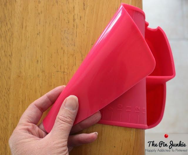 glue gun holder silicone