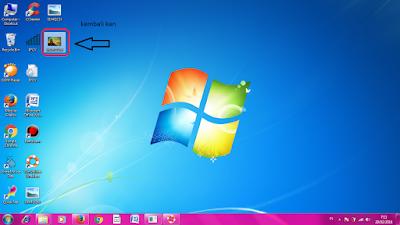 Mengmbalikan File Folder Terhapus