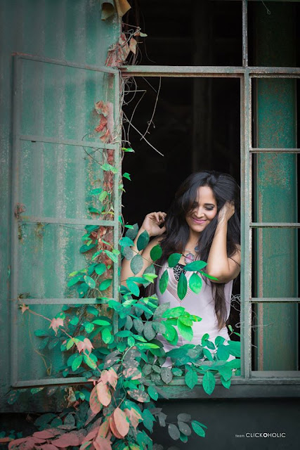 Anasuya Latest hot Photoshoot
