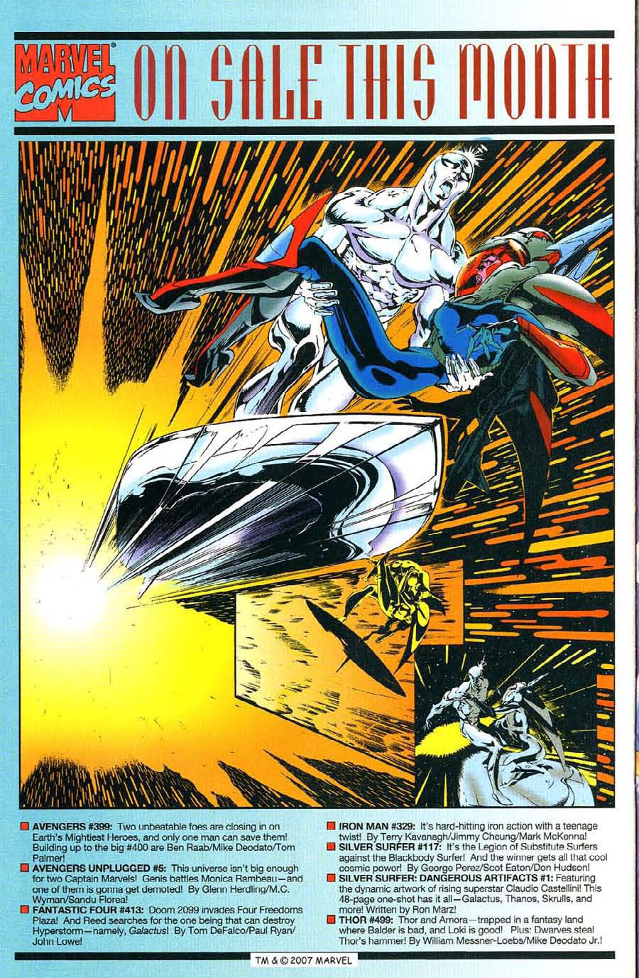 Read online Silver Surfer (1987) comic -  Issue #116 - 26