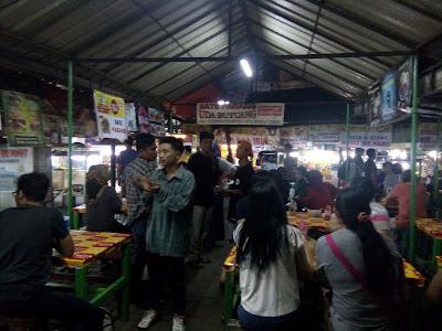 Wisata Kuliner di Warung Tenda Galaxy