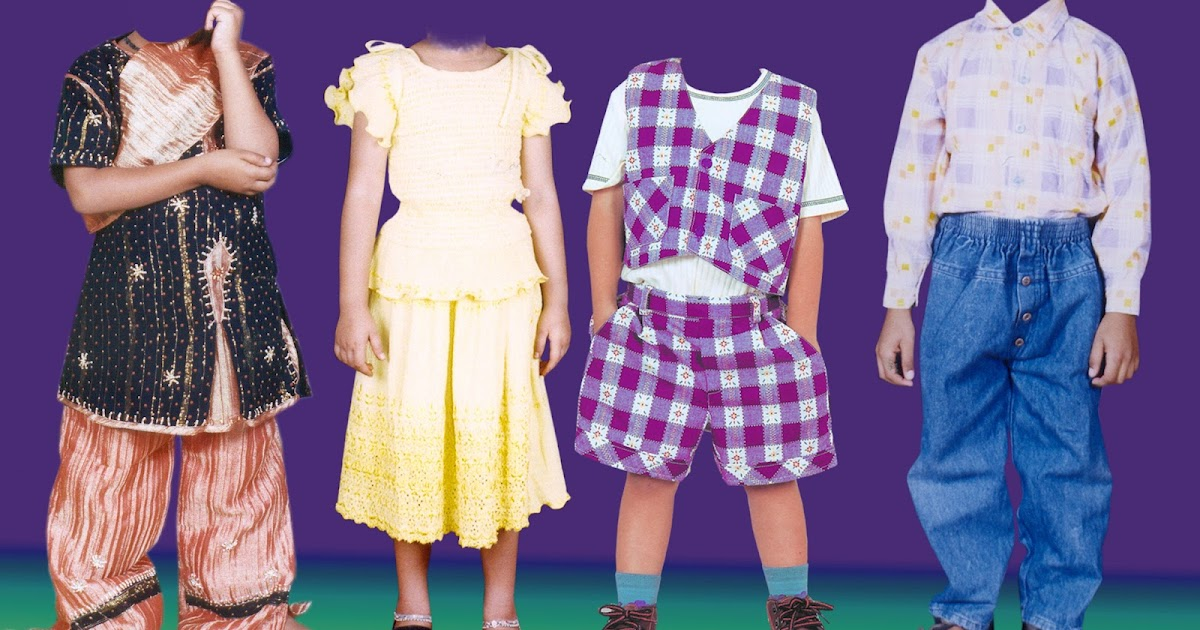 Aman Studio CHILDREN DRESSES Psd