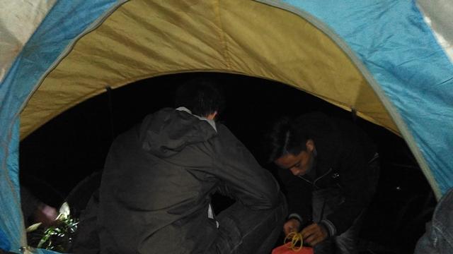 malam mingguan di bukit tahura