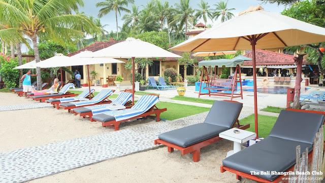 Bali Shangrila Beach Club Candidasa